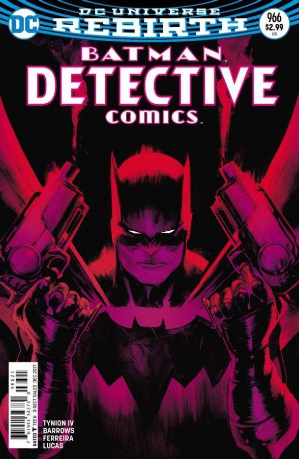 detective comics # 966 cover