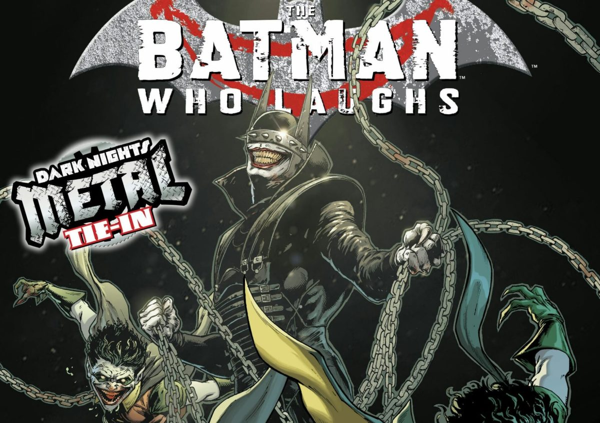 The Batman Who Laughs Origin