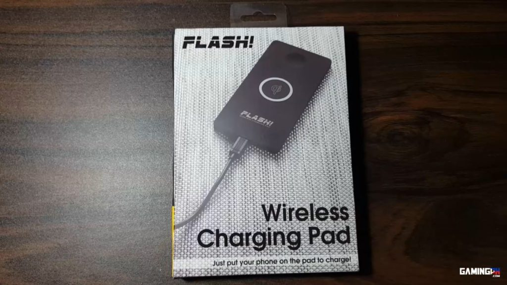 flash wireless charging pad