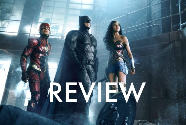 Justice League Non Spoiler Review