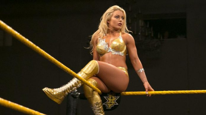 NXT Mandy Rose