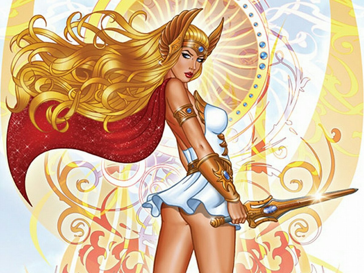 Netflix and Dreamworks to Reboot She-Ra