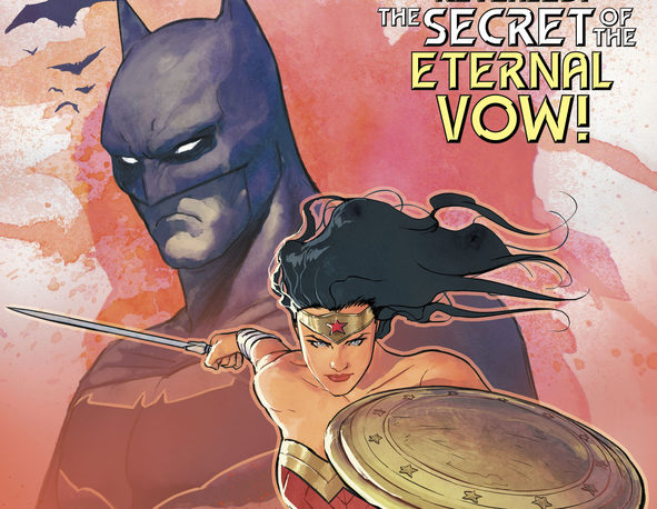 Will Batman Hook Up with Wonder Woman? - Batman # 39 Spoilers