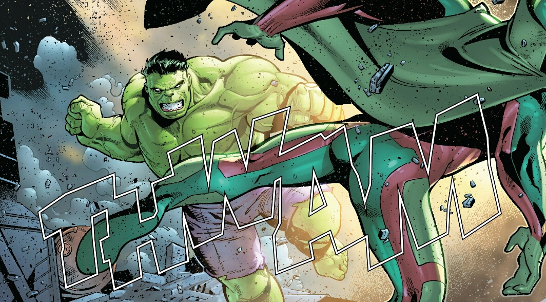 Another Avenger Falls in No Surrender Part 11 - Avengers # 685