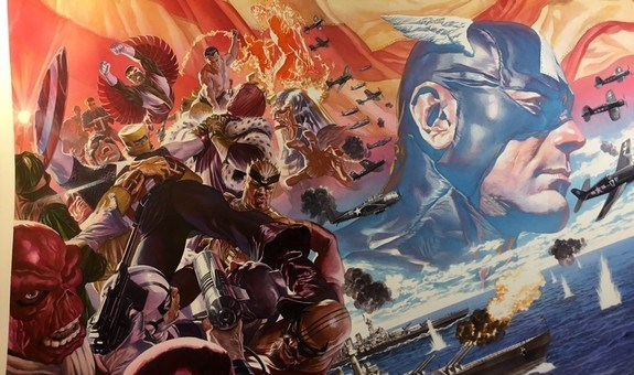 Captain america fresh start ta-nehesi coates leinil yu