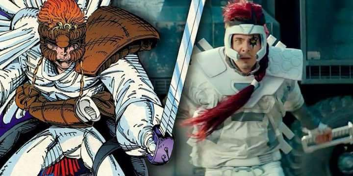 Apparently, Shatterstar Would Look Normal at some point in Deadpool 2