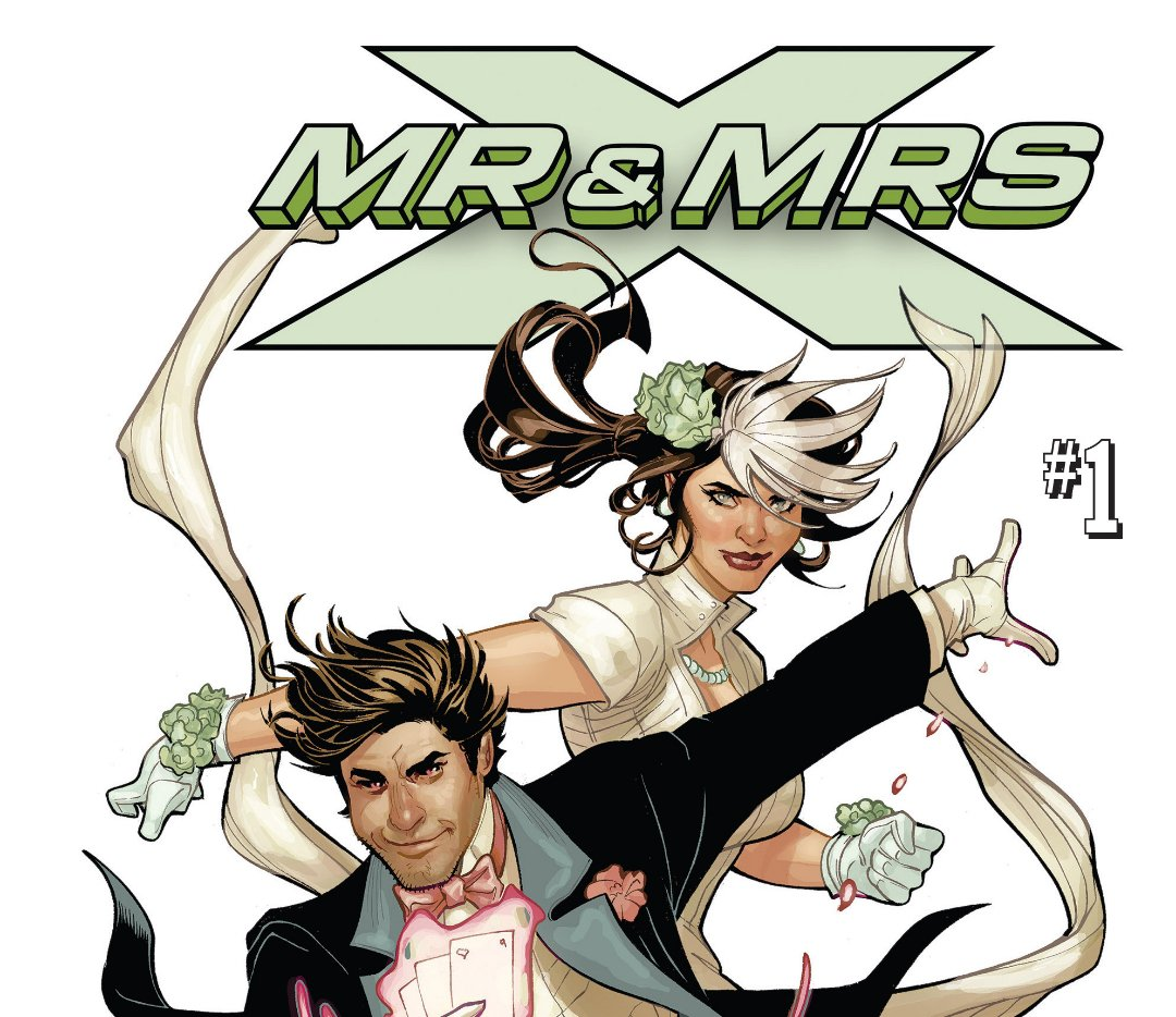 So Who Got Married in X-Men Gold # 30