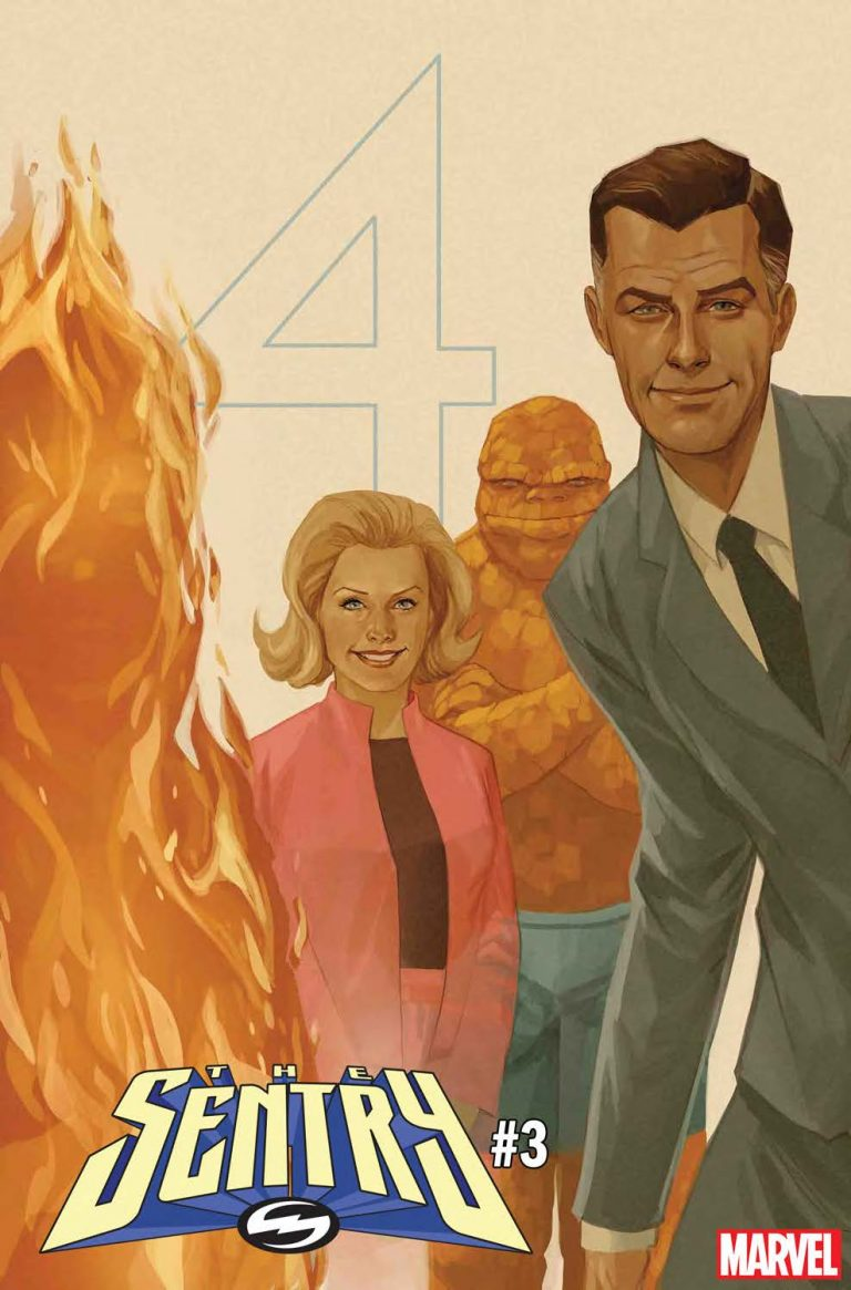 THE SENTRY #3 by PHIL NOTO