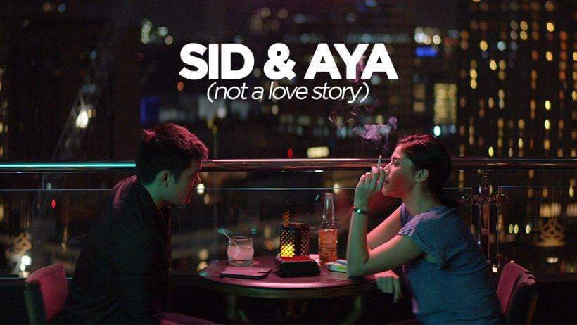 Sid and Aya Not a Love Story Review