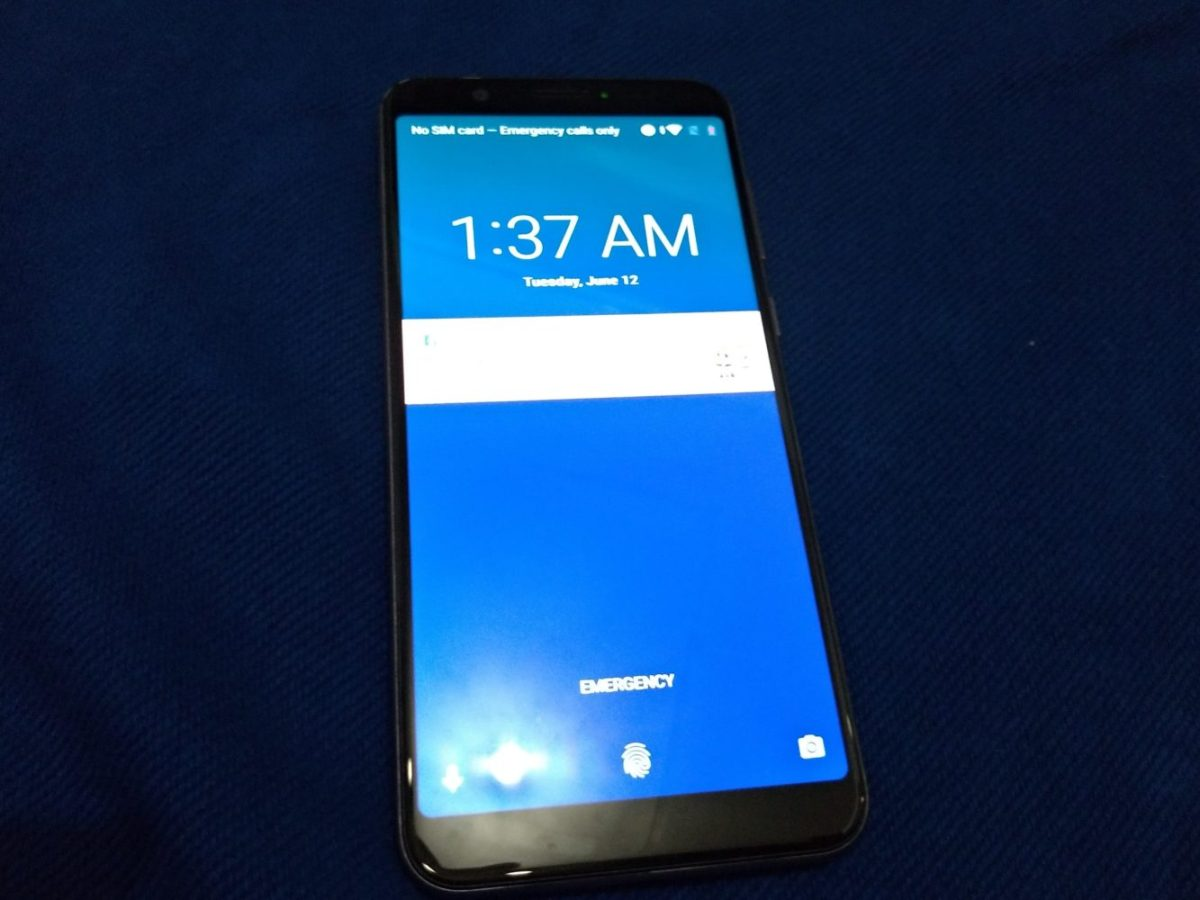 ZenFone Max Pro M1 Unboxing and First Impressions