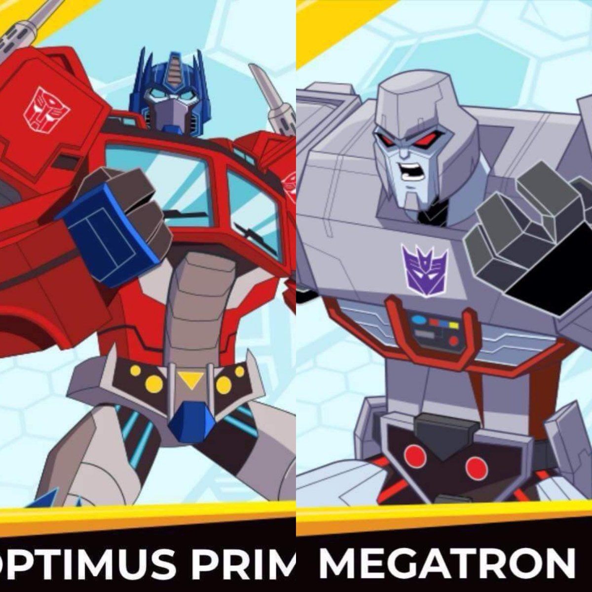 Transformers Cyberverse Character Designs Look Promising