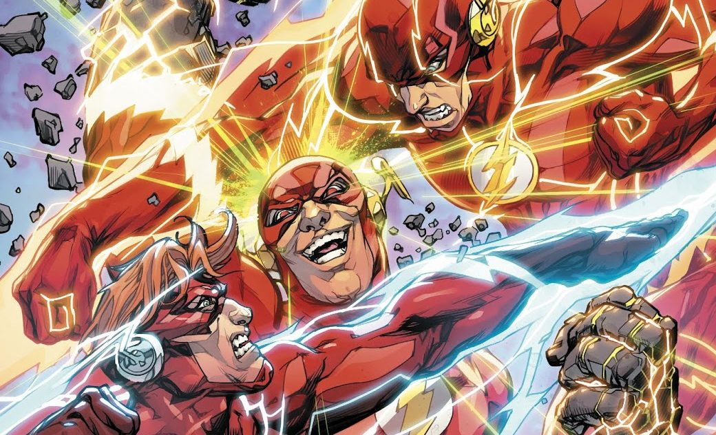 Who Returns in Flash War Part 4 (Flash # 50 Spoilers)