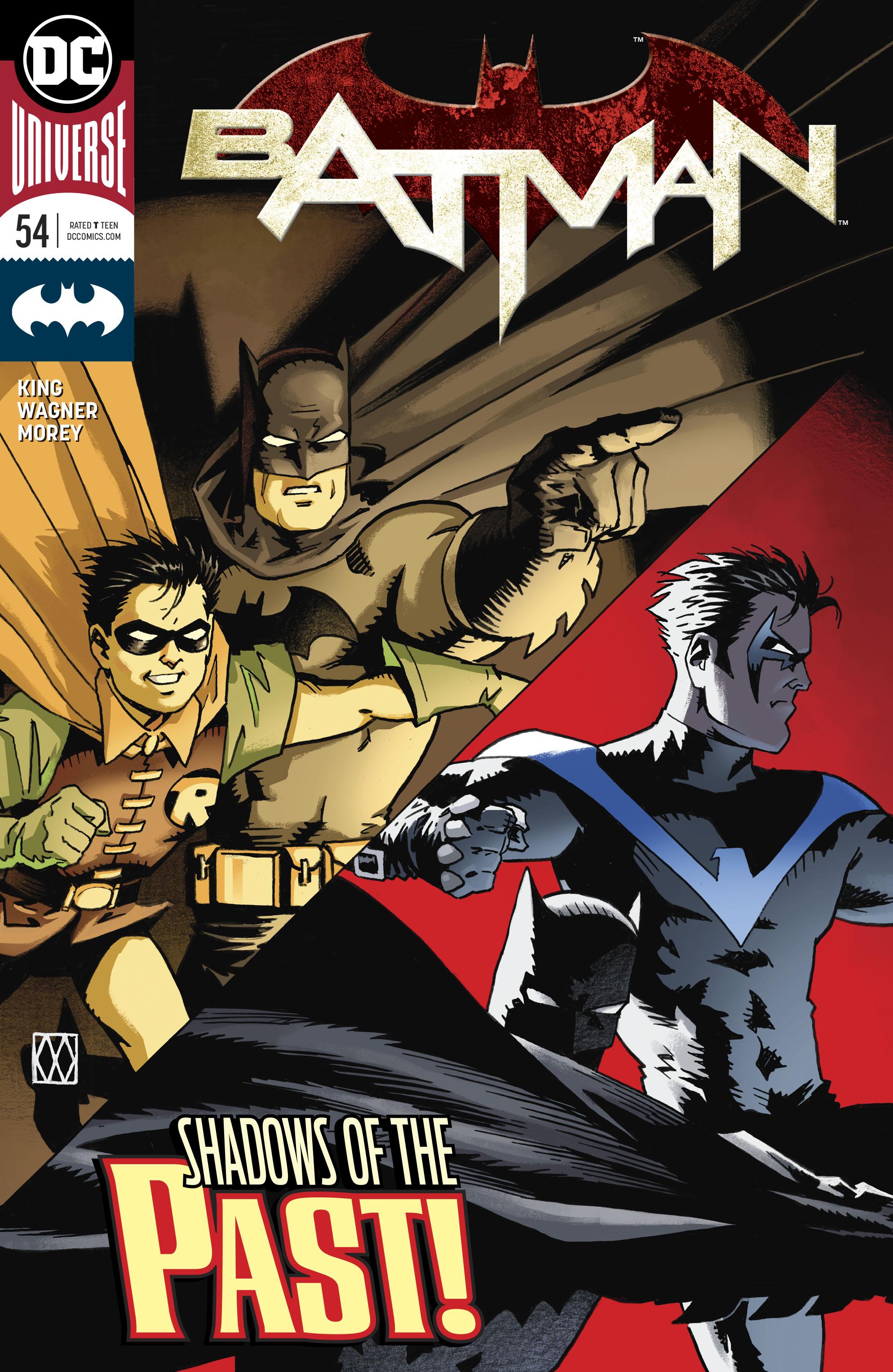 Batman # 54 review
