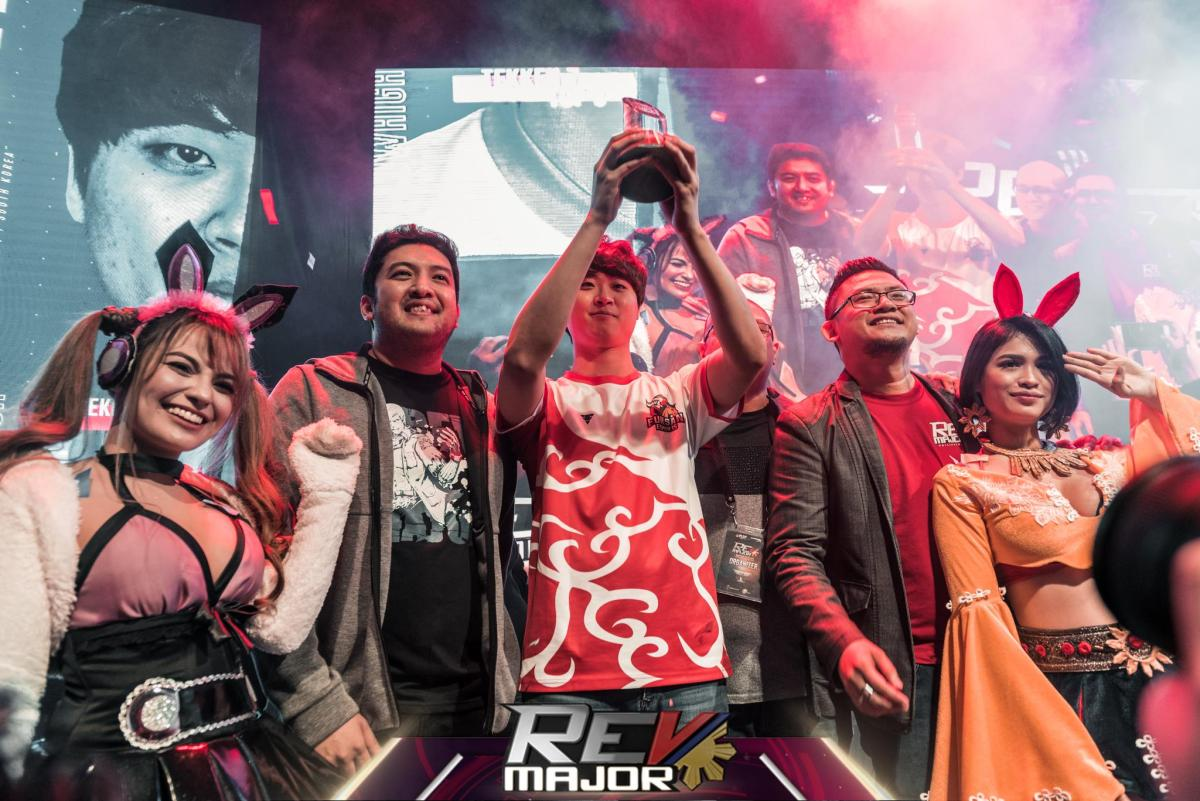 And Now the REV Major Philippines 2018 Winners!