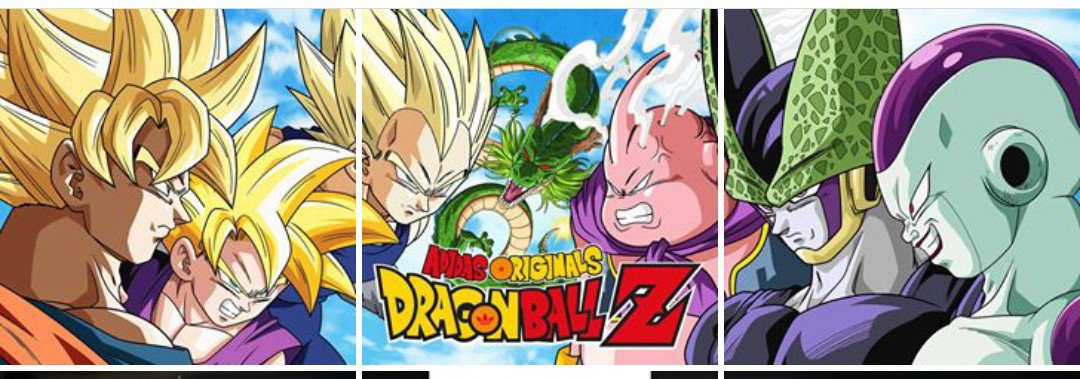 896a29d7 Adidas Originals is releasing one giant spirit bomb with the release of  their Dragon Ball Collaboration kicks and to hype it up a little bit more,  ...
