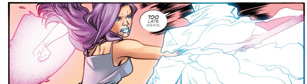 Psylocke Introduces New Weapons