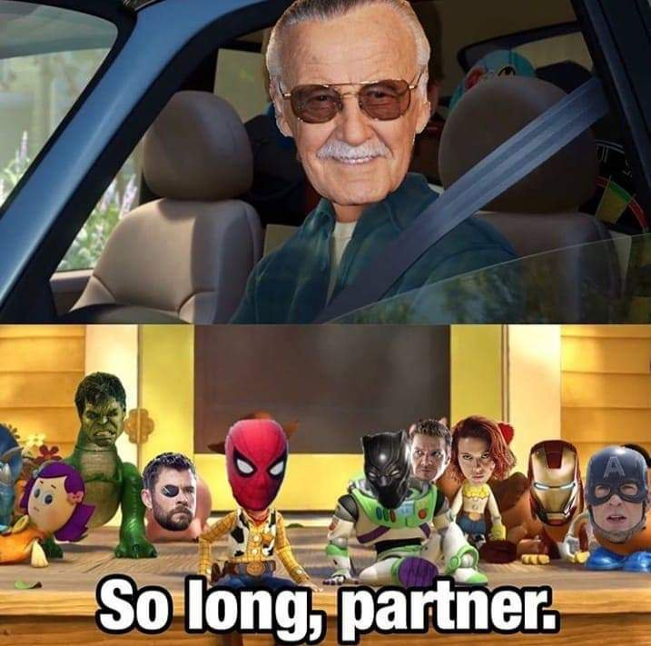 Fans Create Stan Lee x Toy Story 3 Ending for Massive Feels
