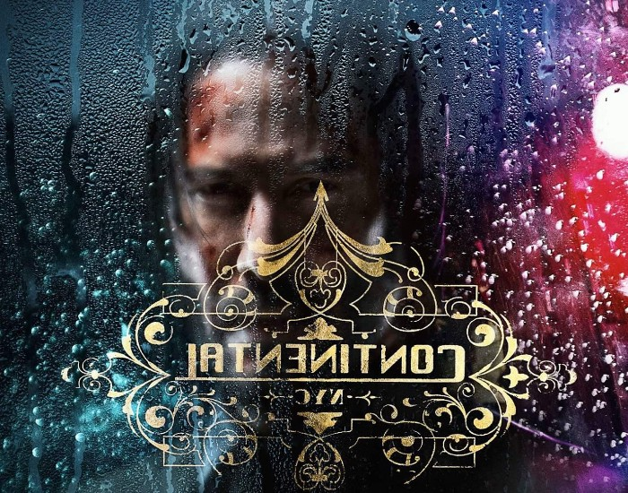 New Poster for John Wick 3 Parabellum