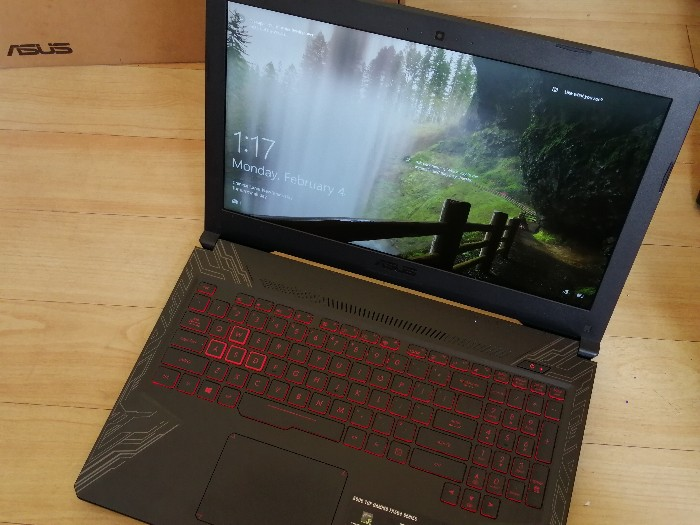 Asus TUF Gaming FX504 Review - The Fanboy SEO