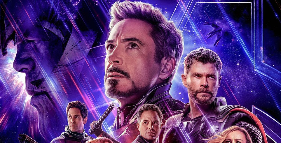 Marvel Studios Just Updated the Avengers Endgame Synopsis