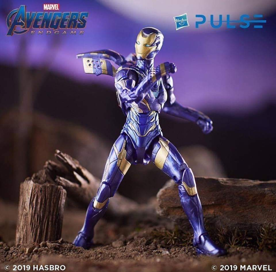 Marvel Legends Avengers Endgame Wave 2 War Marchine In Stock