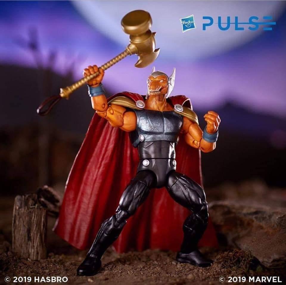 Marvel legends beta ray bill avengers endgame wave 2
