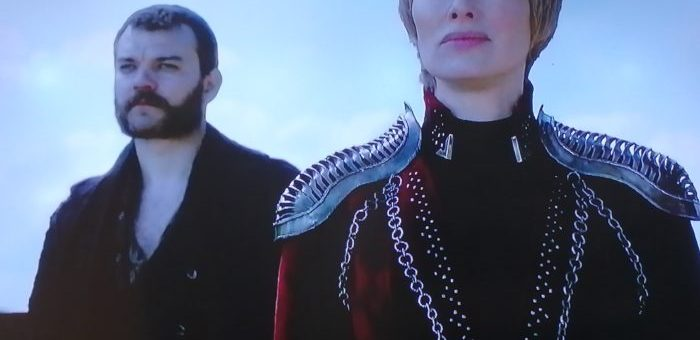 cersei lannister and euron greyjoy game of thrones s8e4