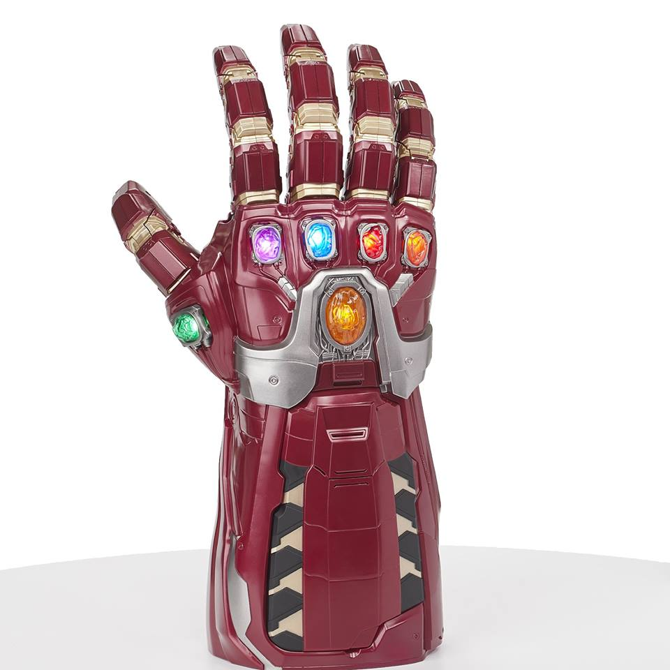 Undo the Snap with the Marvel Legends Power Gauntlet (SRP $100