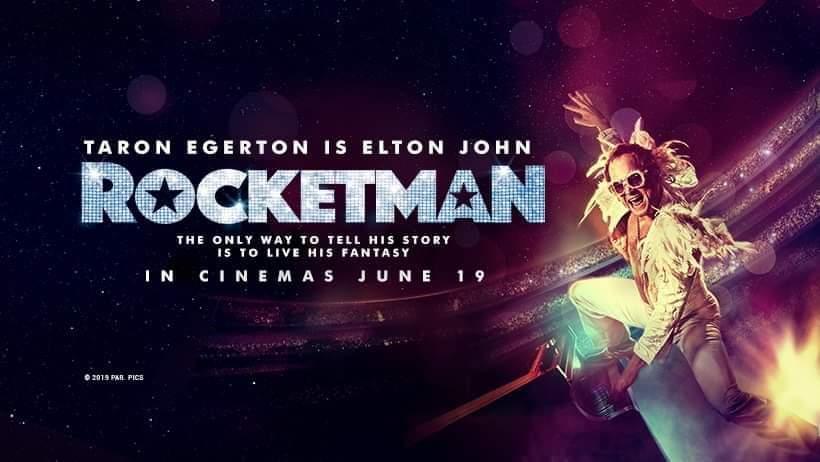 Rocketman banner