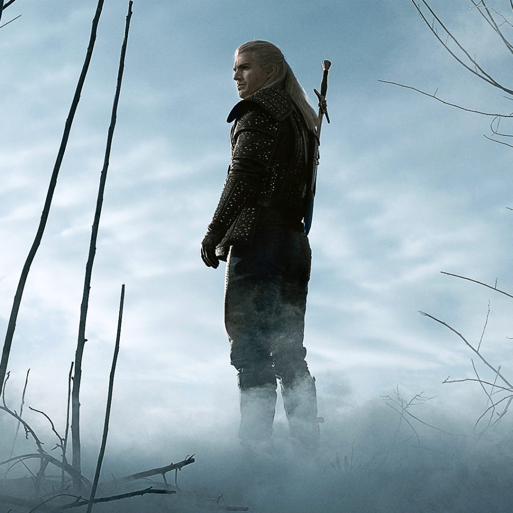 henry cavill geralt of rivia the witcher