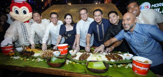 Department of Tourism, Jollibee launch exciting food tourism campaign