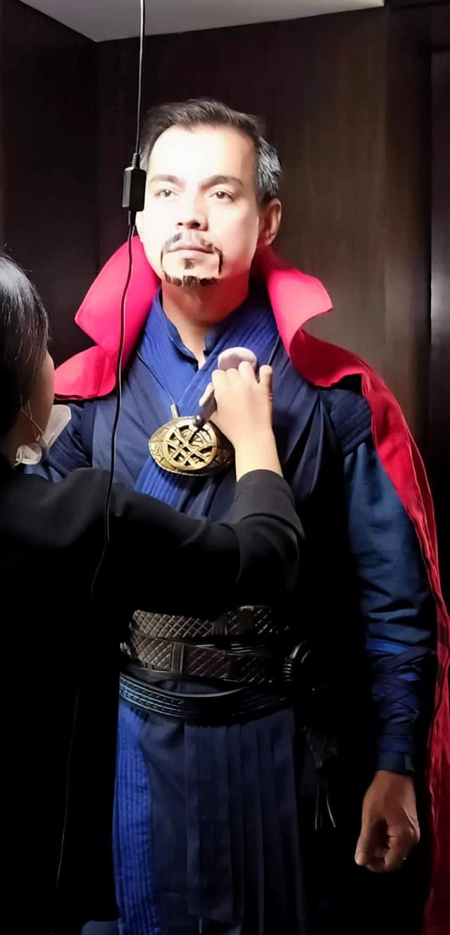 Image result for mayor isko moreno cosplay