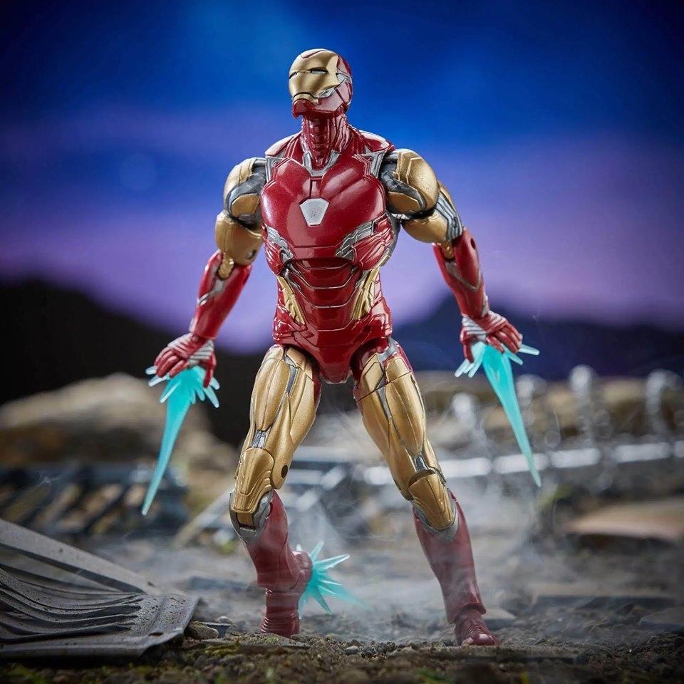 marvel legends avengers endgame iron man mark 85 figure - 960×960