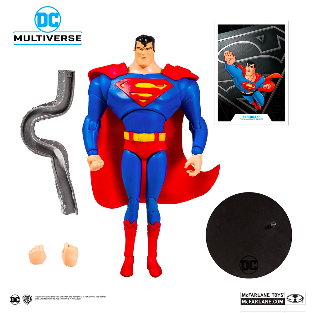 McFarlane Toys Superman Animated Series