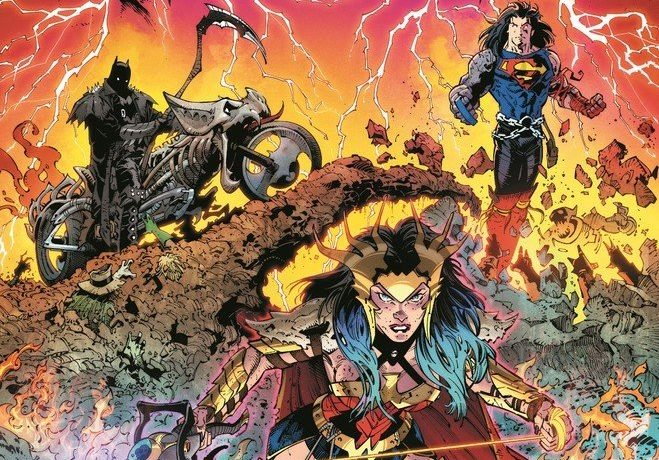 DC Comics Formally Announces Dark Nights: Death Metal - The Fanboy SEO