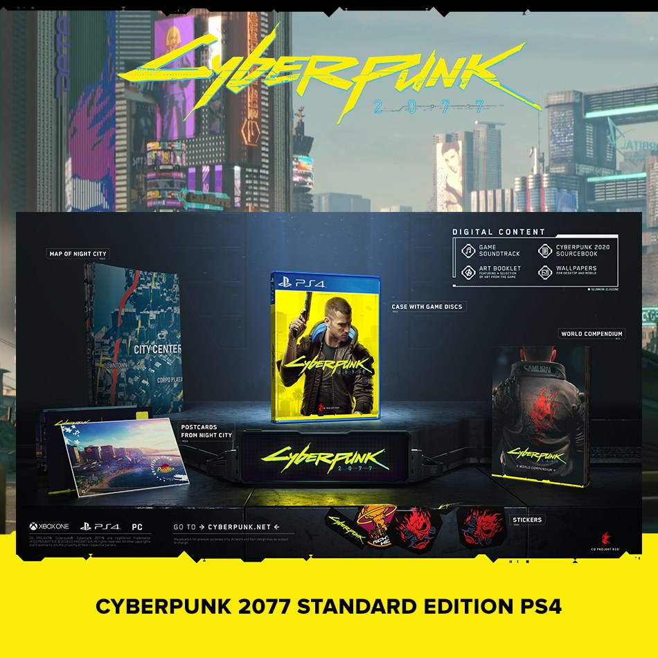 Cyberpunk 2077 Standard Edition