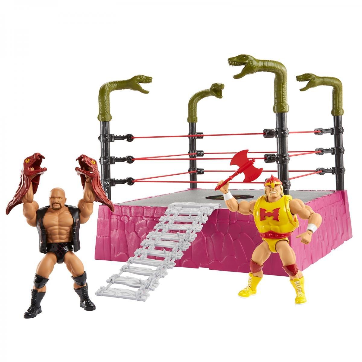 Masters of the WWE Universe Rattlesnake Mountain Playset