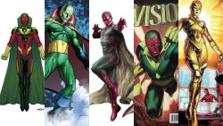 top 10 forms of the vision