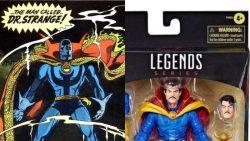 marvel legends doctor strange walmart exclusive