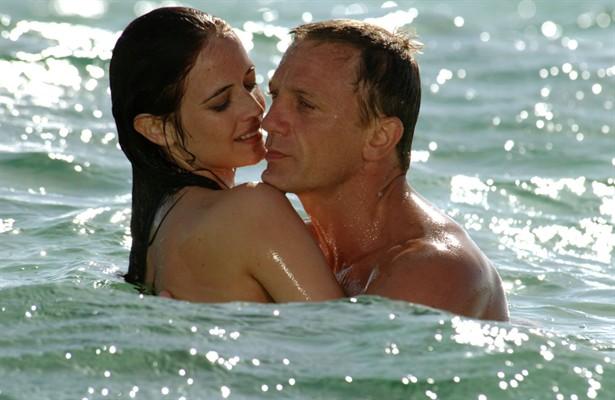 Daniel Craig,Eva Green