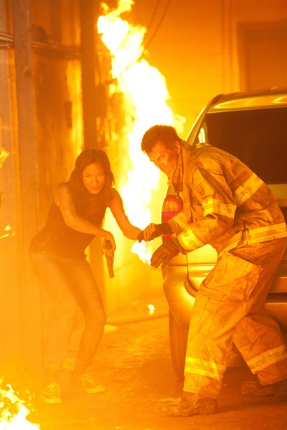 Josh Duhamel,Rosario Dawson