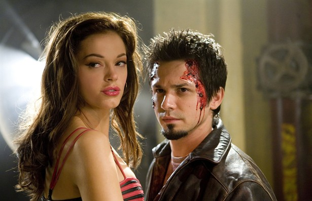 Freddy Rodriguez,Rose McGowan