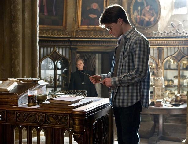 Daniel Radcliffe,Maggie Smith