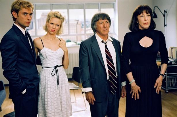 Dustin Hoffman,Isabelle Huppert,Jude Law,Naomi Watts