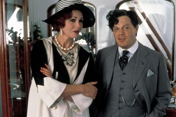 Eddie Izzard,Joanna Lumley
