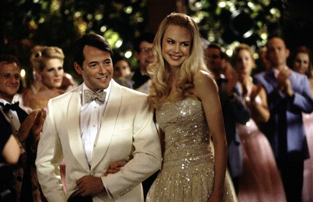 Matthew Broderick,Nicole Kidman