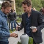 Michael Fassbender, Ryan Gosling