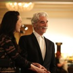 Sam Elliott, Laura Prepon