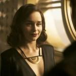 Alden Ehrenreich, Emilia Clarke
