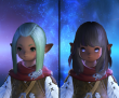 Lalafell Ladies Somehow they turned out creepy ...